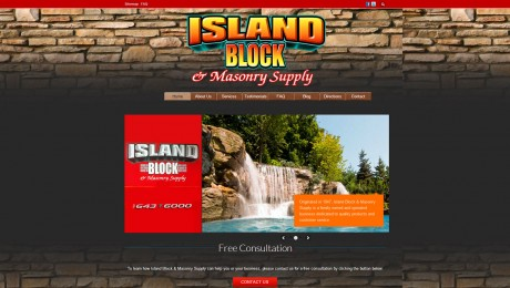 Island Block and Masonry